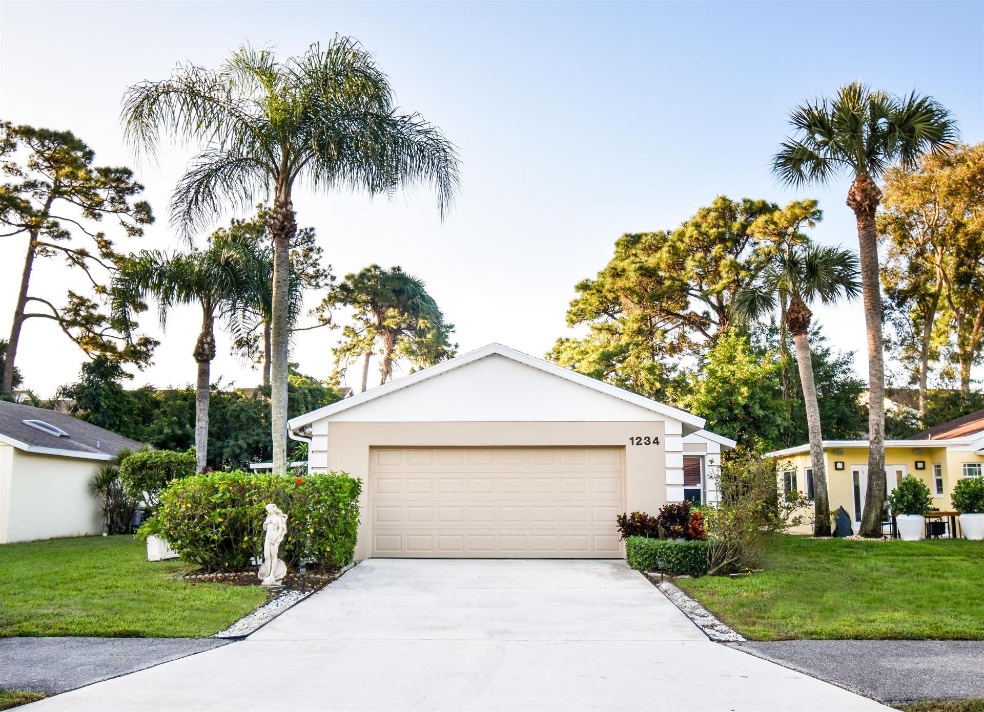 1234 Pine Sage Circle, West Palm Beach, FL 33409 - #: RX-10677883