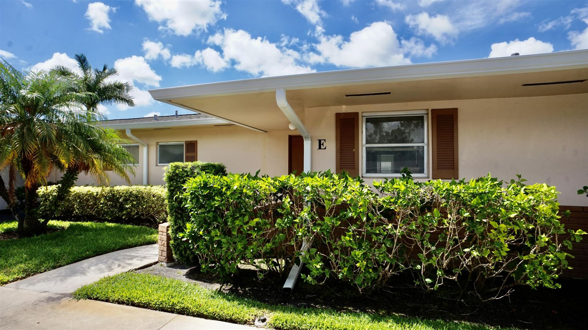 2545 Dudley Drive W #E, West Palm Beach, FL 33415 - MLS#: RX-10715883