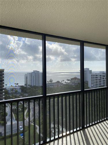 Photo of 3420 S Ocean Boulevard #Phr, Highland Beach, FL 33487 (MLS # RX-10667884)
