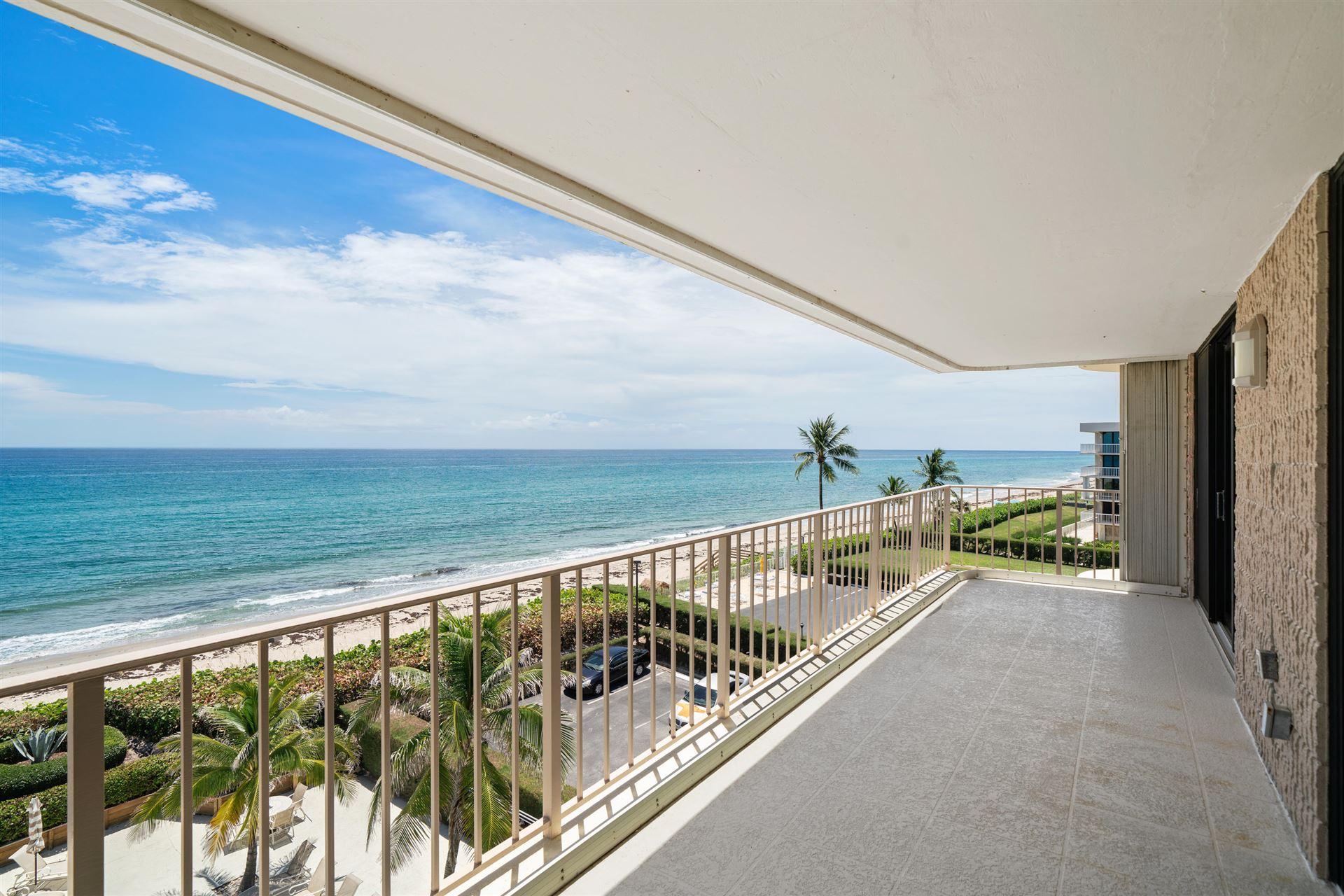 3200 S Ocean Boulevard #501-A, Palm Beach, FL 33480 - #: RX-10630884