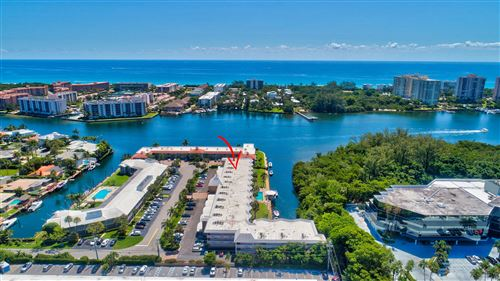 Foto de inmueble con direccion 700 NE Harbour Terrace #223 Boca Raton FL 33431 con MLS RX-10634885