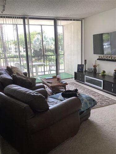 Photo of 6875 Willow Wood Drive #2023, Boca Raton, FL 33434 (MLS # RX-10636885)