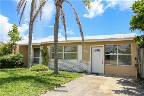 Photo of 80 N El Mar Drive, Jensen Beach, FL 34957 (MLS # RX-10640885)