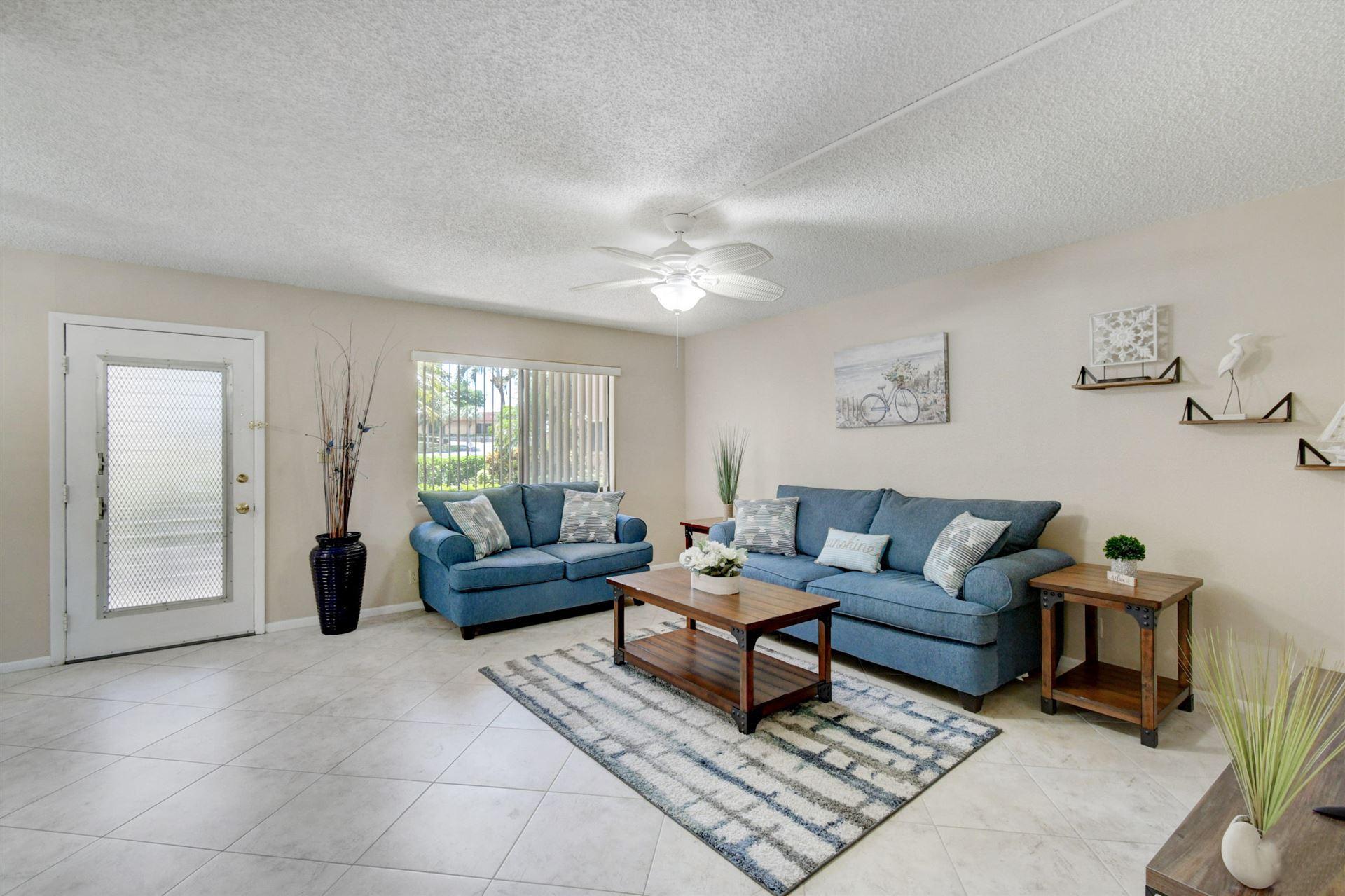 15054 Ashland Way #81, Delray Beach, FL 33484 - #: RX-10646885