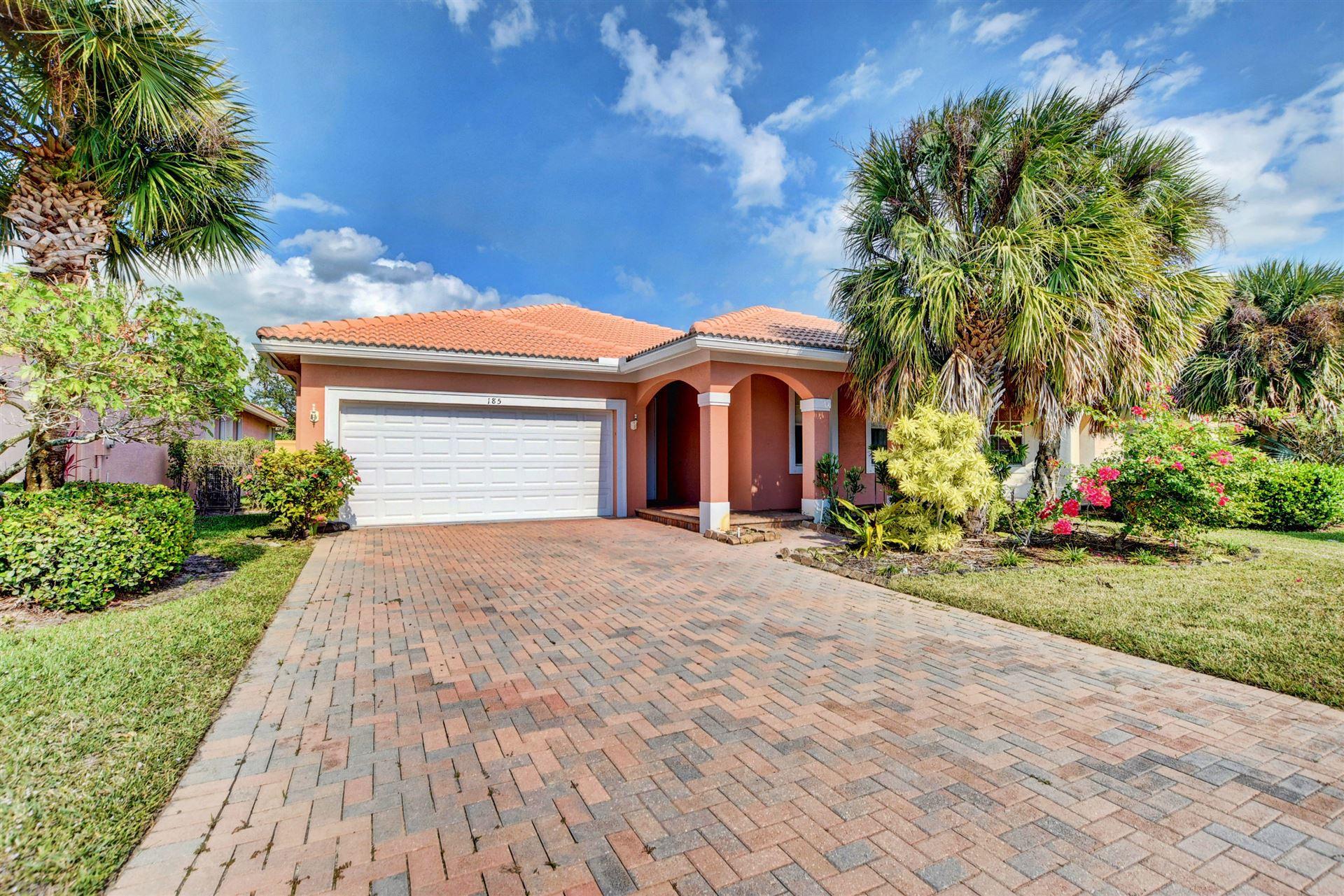 185 Catania Way, Royal Palm Beach, FL 33411 - #: RX-10739885