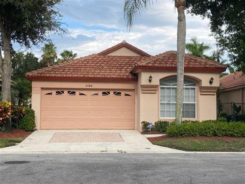 Photo of Listing MLS rx in 2106 Bonisle Circle Riviera Beach FL 33418