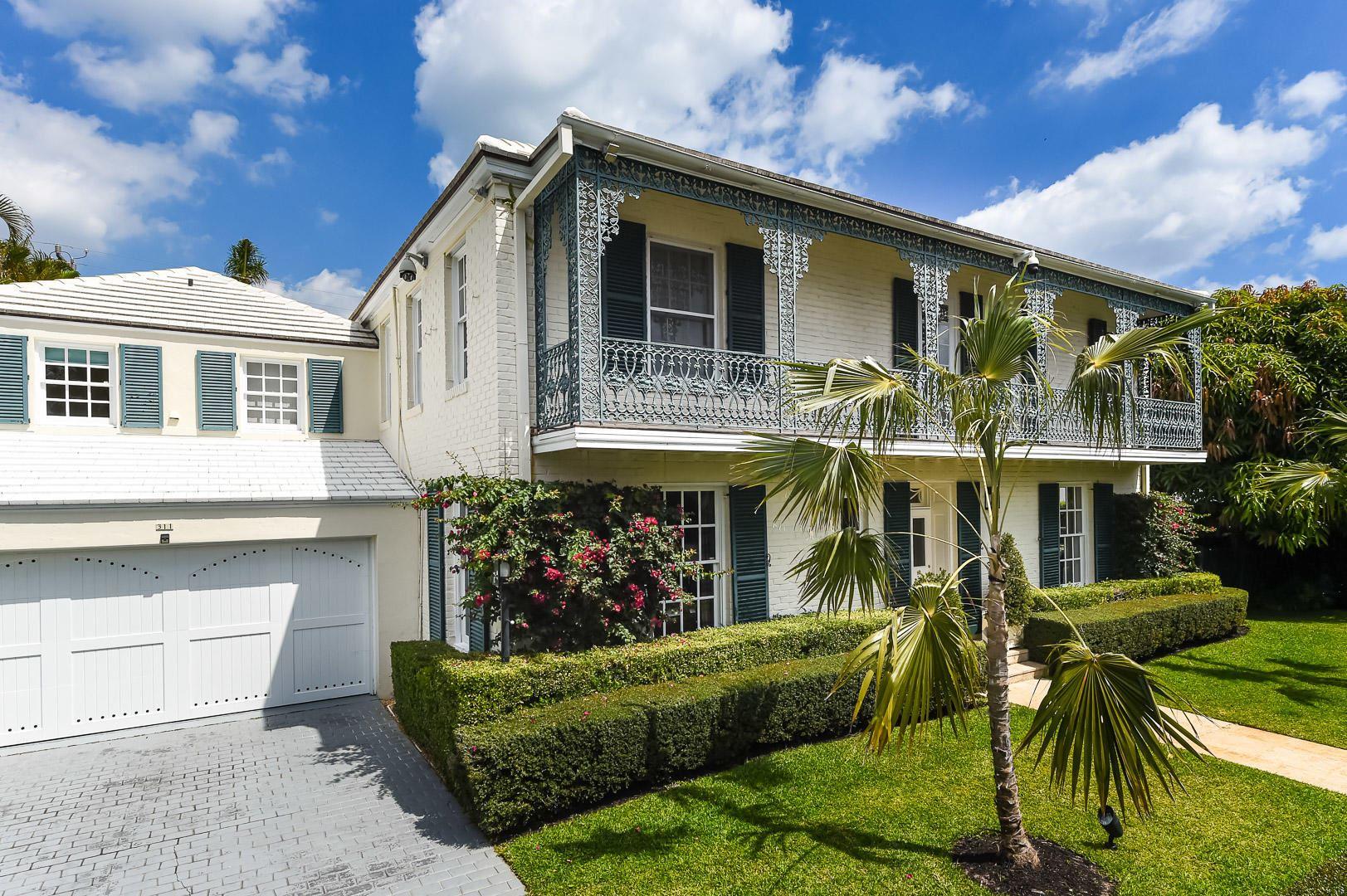 311 Pendleton Lane, Palm Beach, FL 33480 - #: RX-10700886