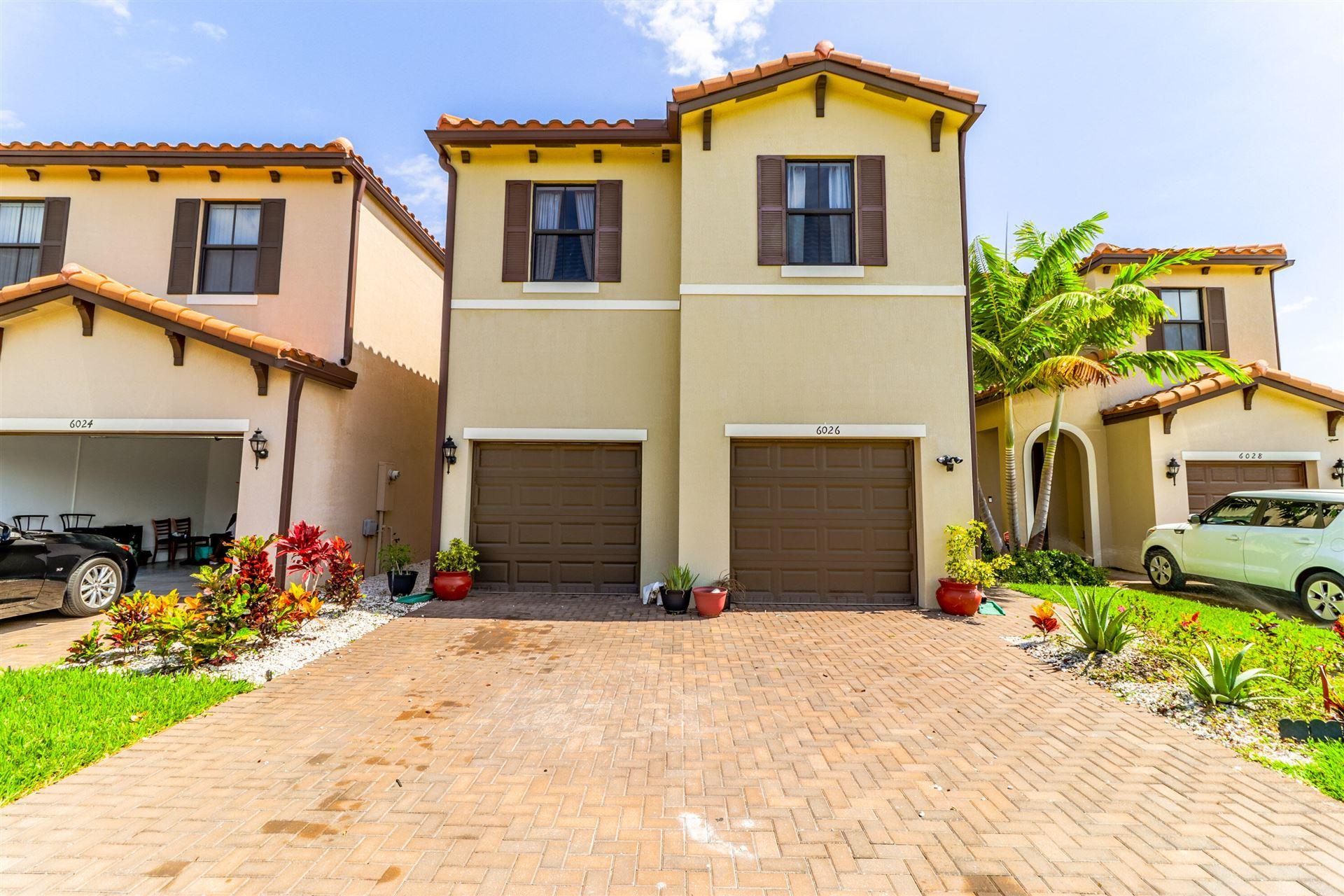 6026 Pine Tree Way, Riviera Beach, FL 33410 - MLS#: RX-10729886