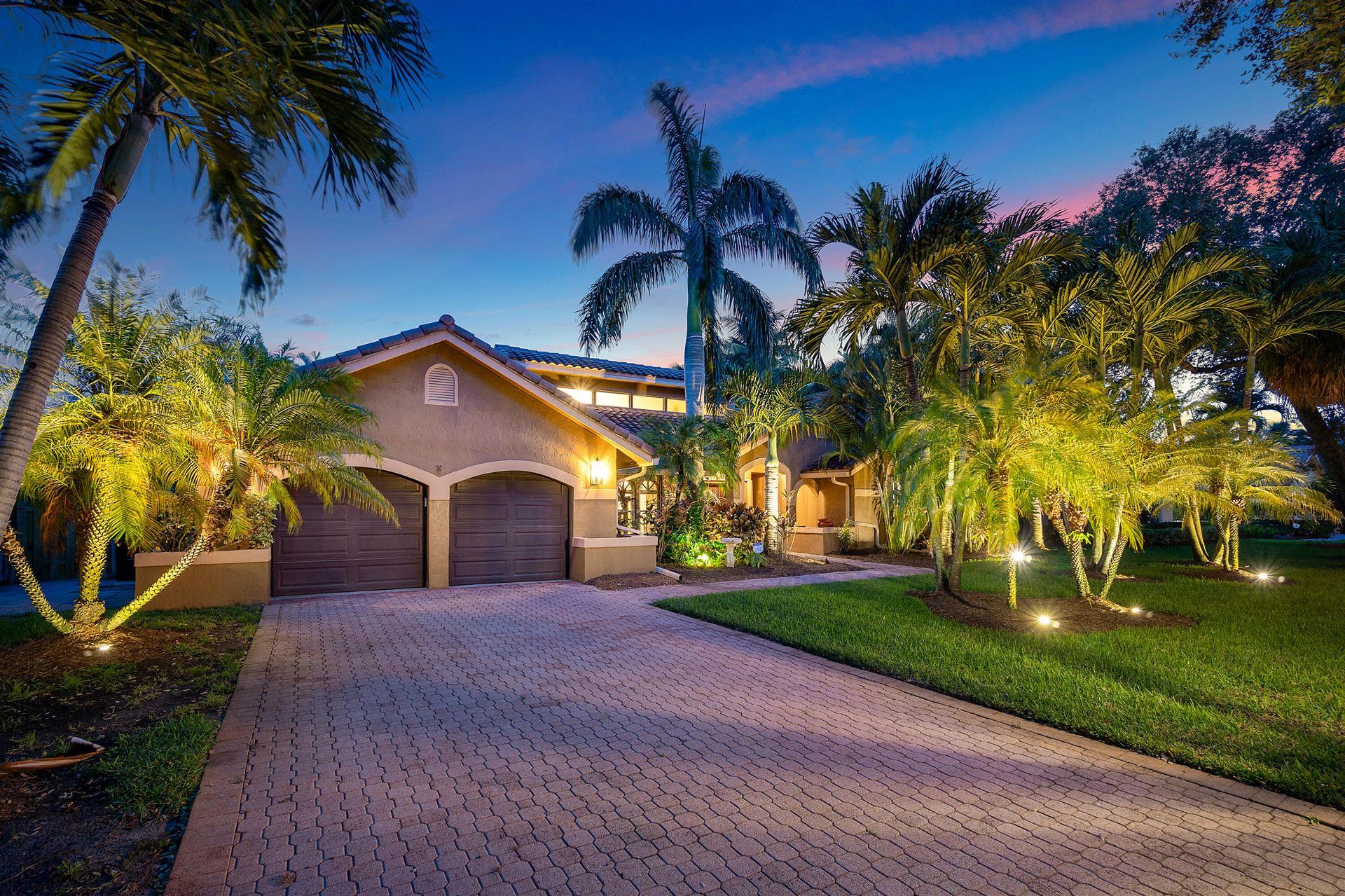 2305 Rabbit Hollowe Circle, Delray Beach, FL 33445 - MLS#: RX-10746886