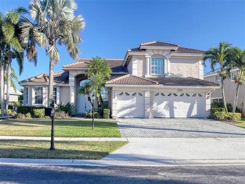 Photo of 12199 Rockledge Circle, Boca Raton, FL 33428 (MLS # RX-10646887)