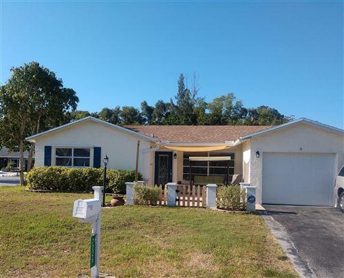 Photo of 7226 Pine Bluff Drive, Lake Worth, FL 33467 (MLS # RX-10714887)