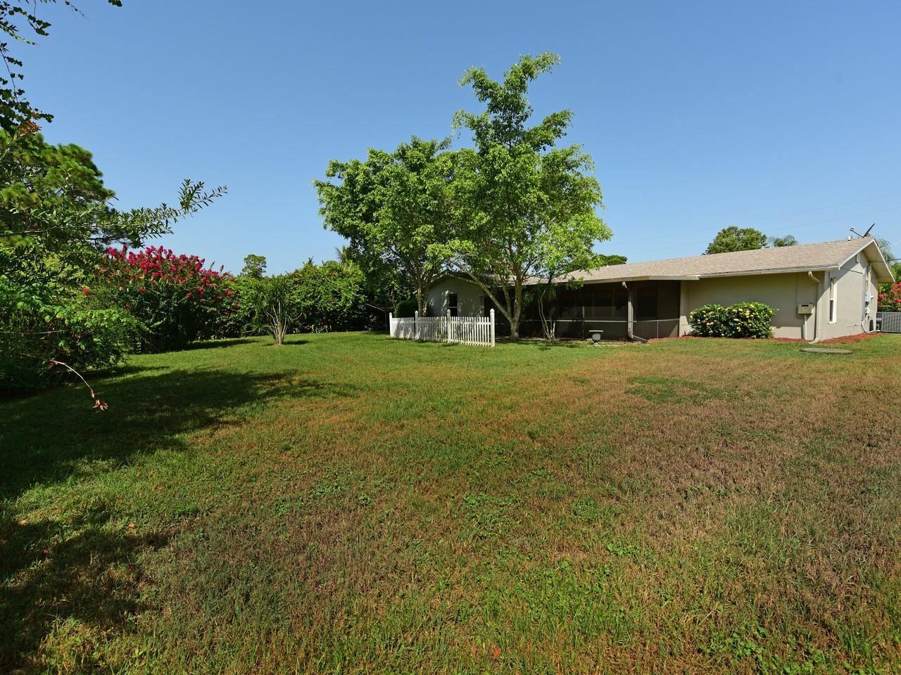 Photo of 1565 SE Pitcher Road, Port Saint Lucie, FL 34952 (MLS # RX-10635887)