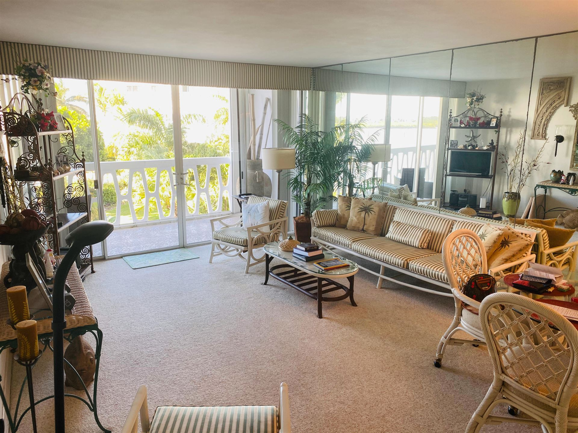 Photo of 2505 S Ocean Boulevard #409, Palm Beach, FL 33480 (MLS # RX-10687887)