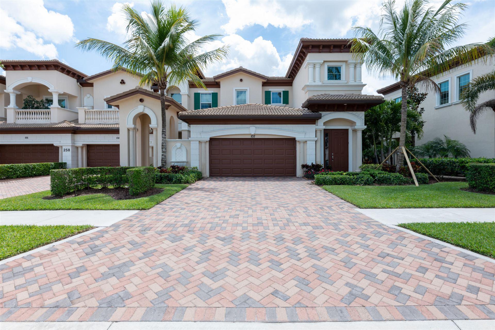 Photo of 258 Tresana Boulevard #102, Jupiter, FL 33478 (MLS # RX-10706887)