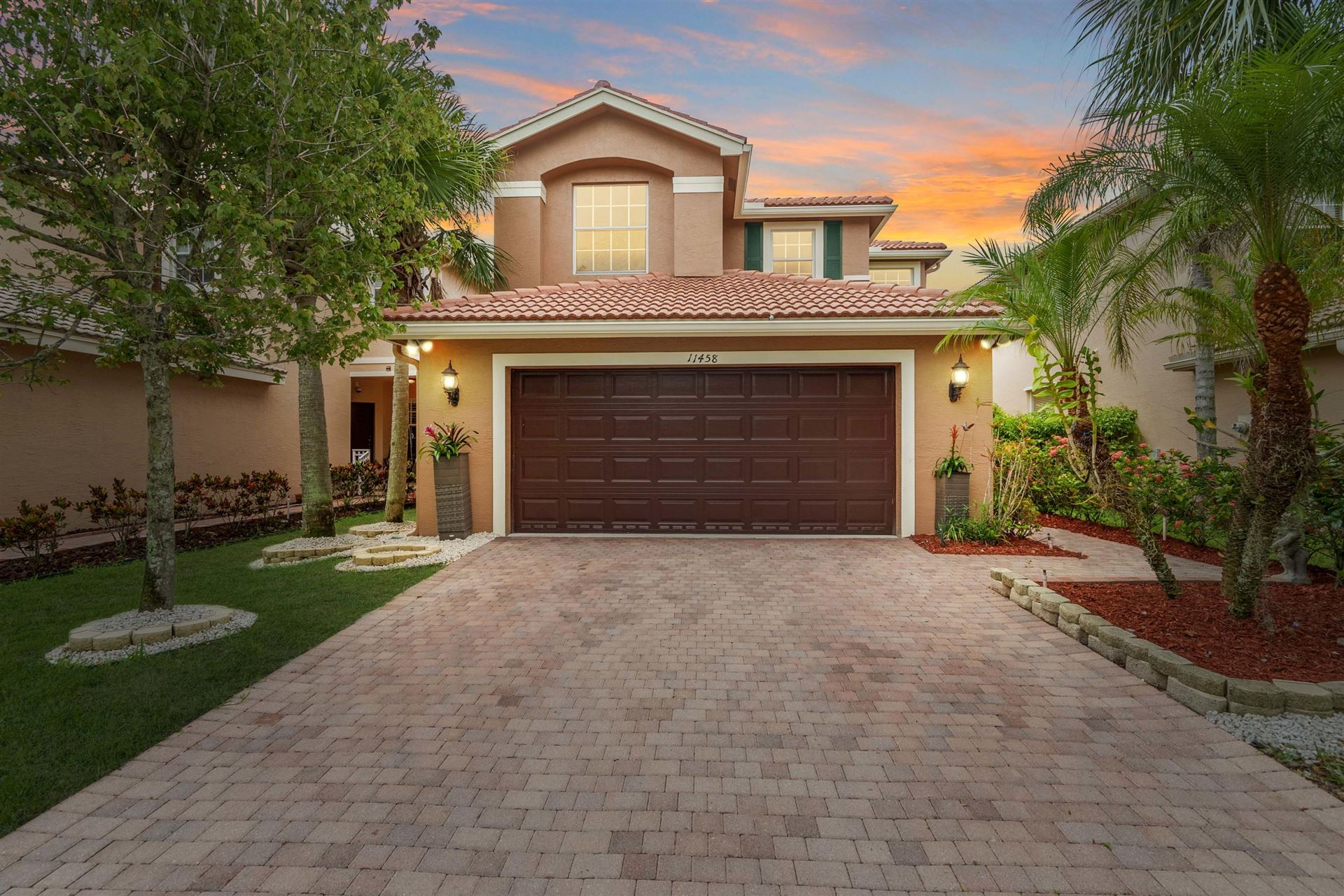 11458 Silk Carnation Way, Royal Palm Beach, FL 33411 - #: RX-10716887
