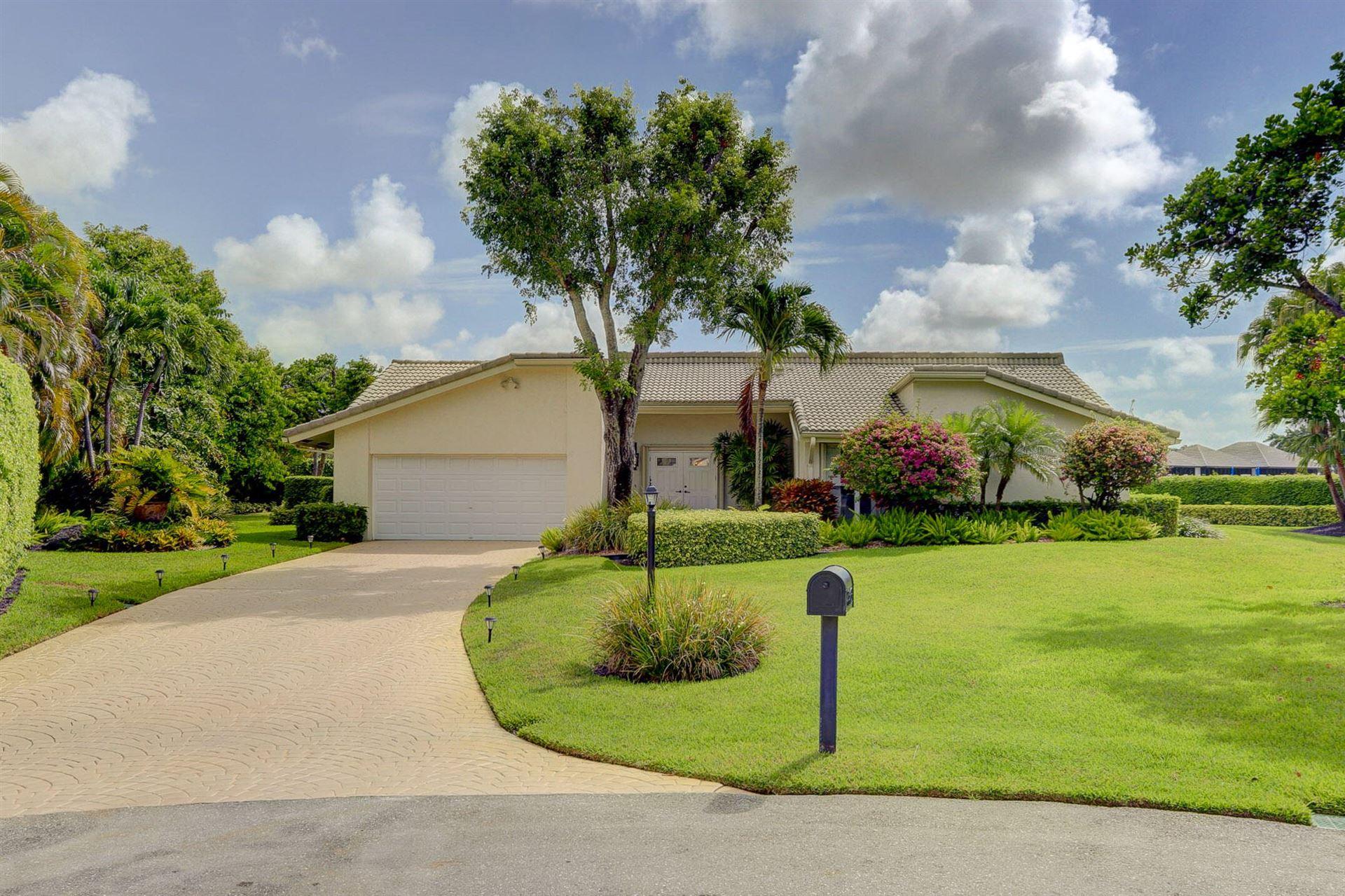 4463 Cocoplum Way, Delray Beach, FL 33445 - MLS#: RX-10722887