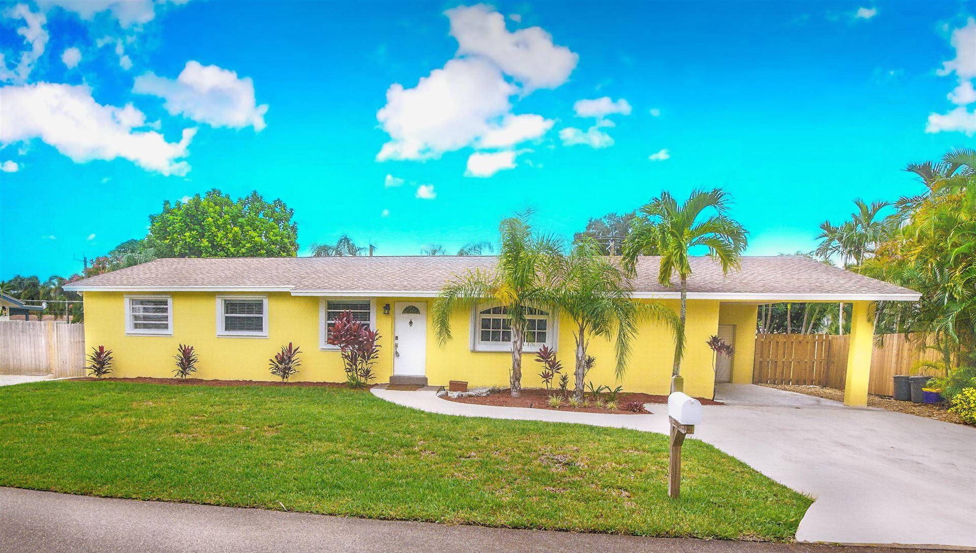 Photo for 212 River Terrace Drive, Jupiter, FL 33469 (MLS # RX-10750887)