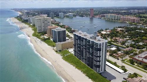 Photo of 250 S Ocean Boulevard #10-F, Boca Raton, FL 33432 (MLS # RX-10669888)