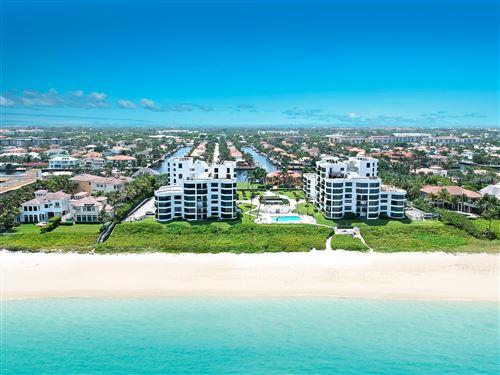 Photo of 2575 S Ocean Boulevard #305s, Highland Beach, FL 33487 (MLS # RX-10712888)