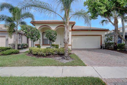 Photo of 8372 Siciliano Street, Boynton Beach, FL 33472 (MLS # RX-10715888)