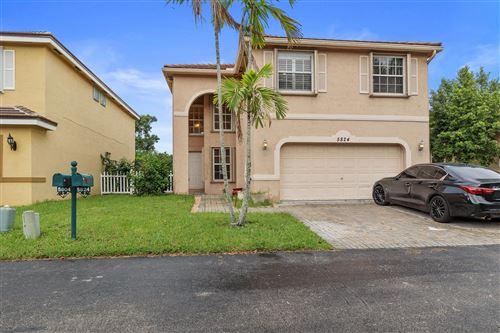 Photo of 5824 N Sable Circle, Margate, FL 33063 (MLS # RX-10747888)