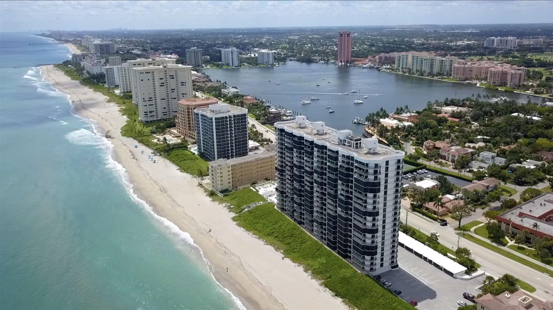 250 S Ocean Boulevard #10-F, Boca Raton, FL 33432 - #: RX-10669888