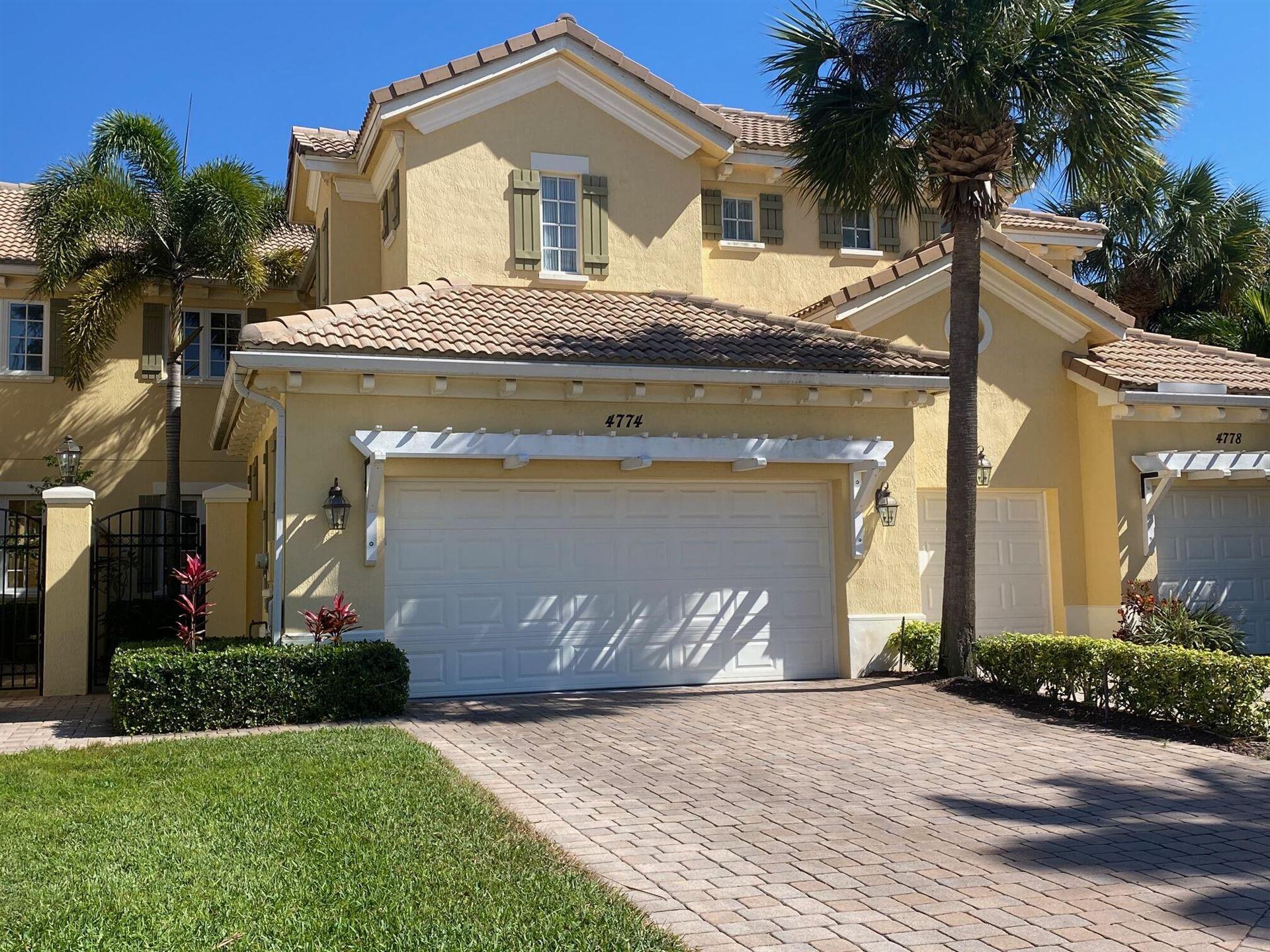 4774 Cadiz Circle, Palm Beach Gardens, FL 33418 - #: RX-10695888