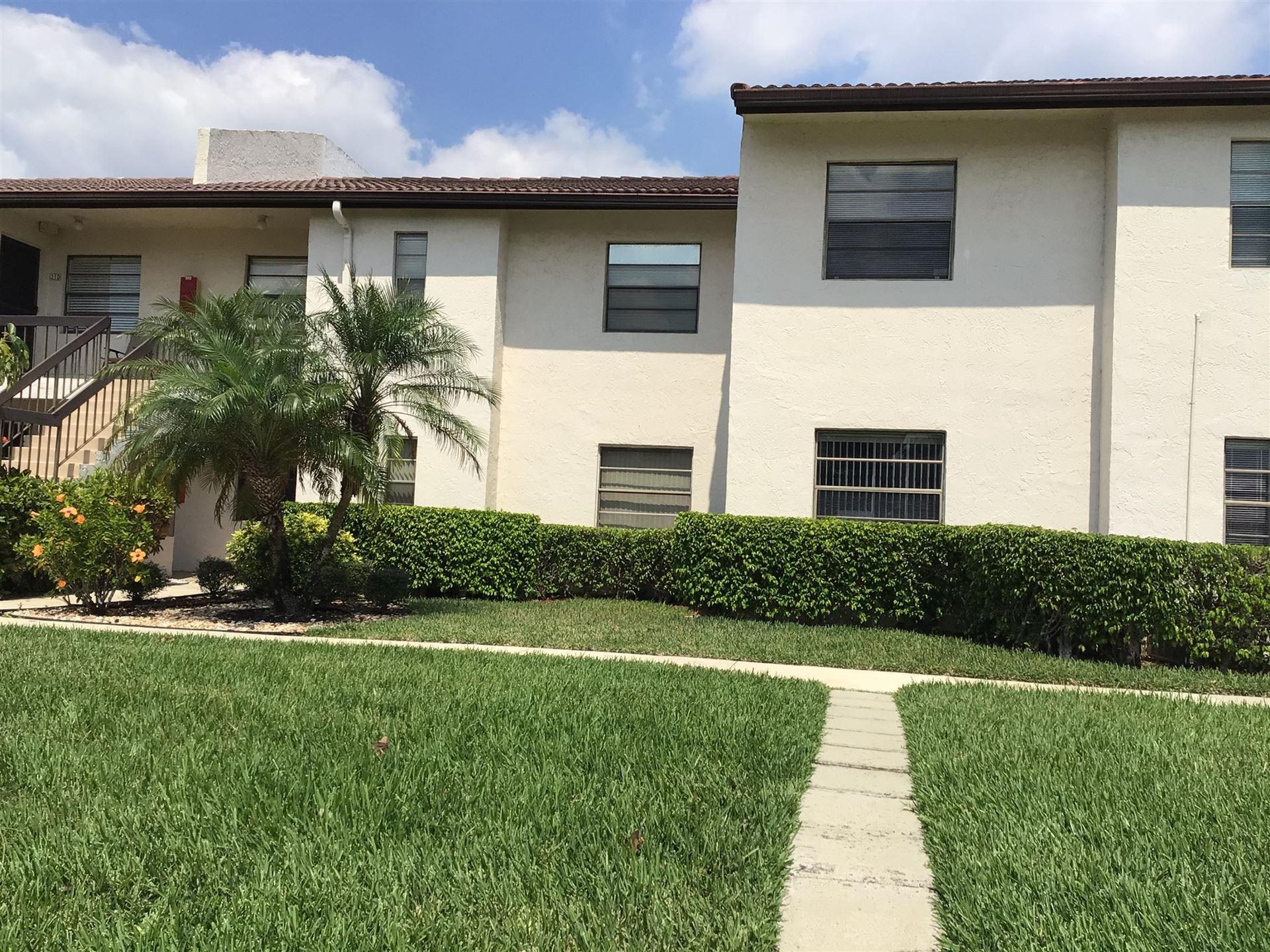 7896 Eastlake Drive E #21-E, Boca Raton, FL 33433 - MLS#: RX-10701888