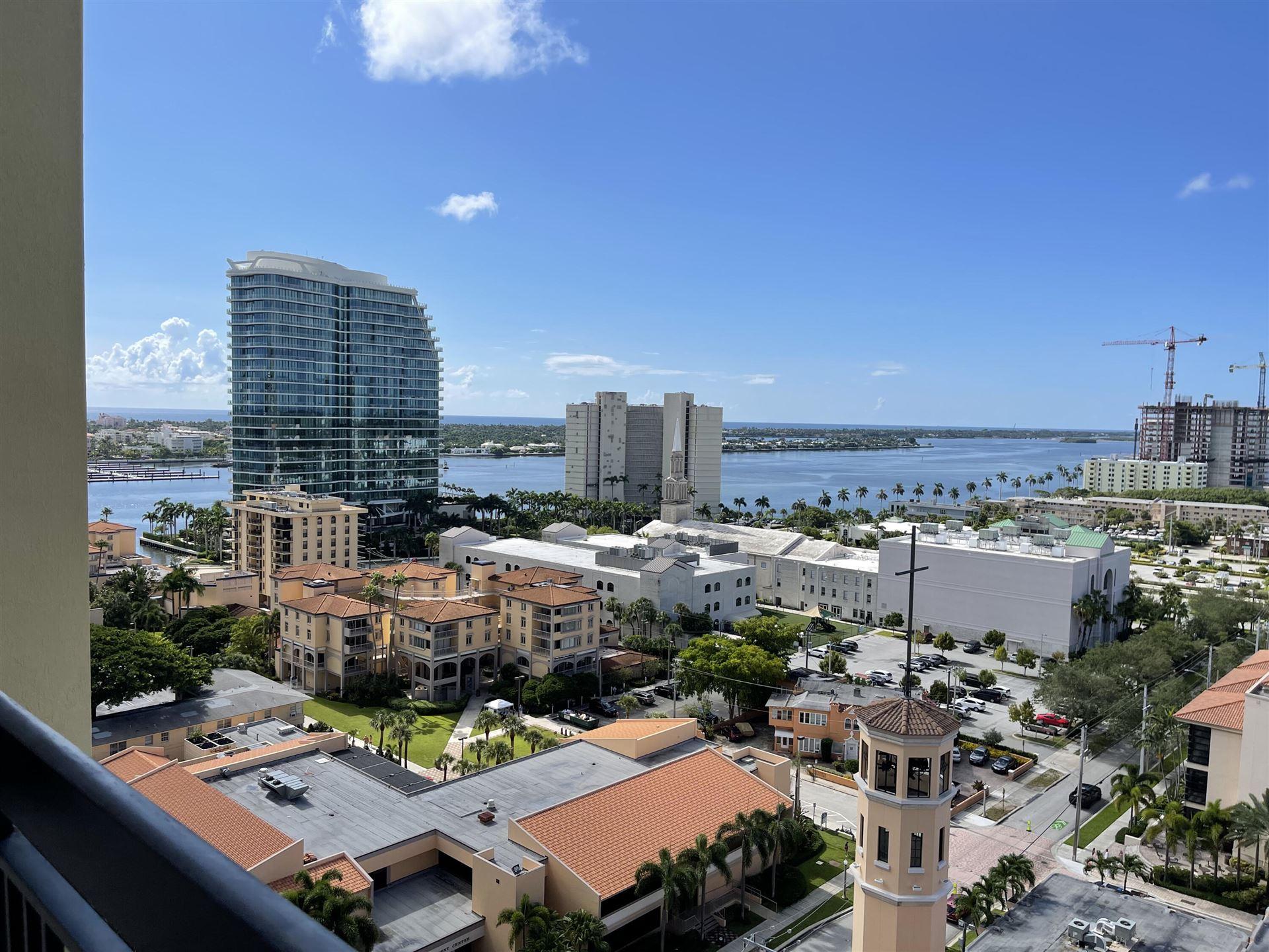 801 S Olive Avenue #1204, West Palm Beach, FL 33401 - #: RX-10750888
