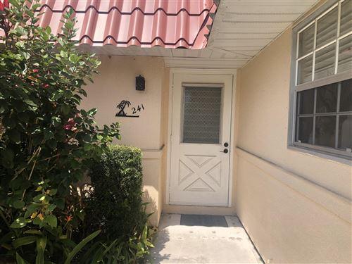 Photo of 241 Down East Lane, Lake Worth, FL 33467 (MLS # RX-10612889)