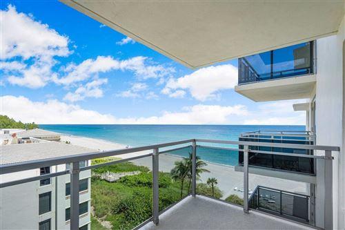 Photo of 2066 N Ocean 7nw Boulevard #7nw, Boca Raton, FL 33431 (MLS # RX-10744889)