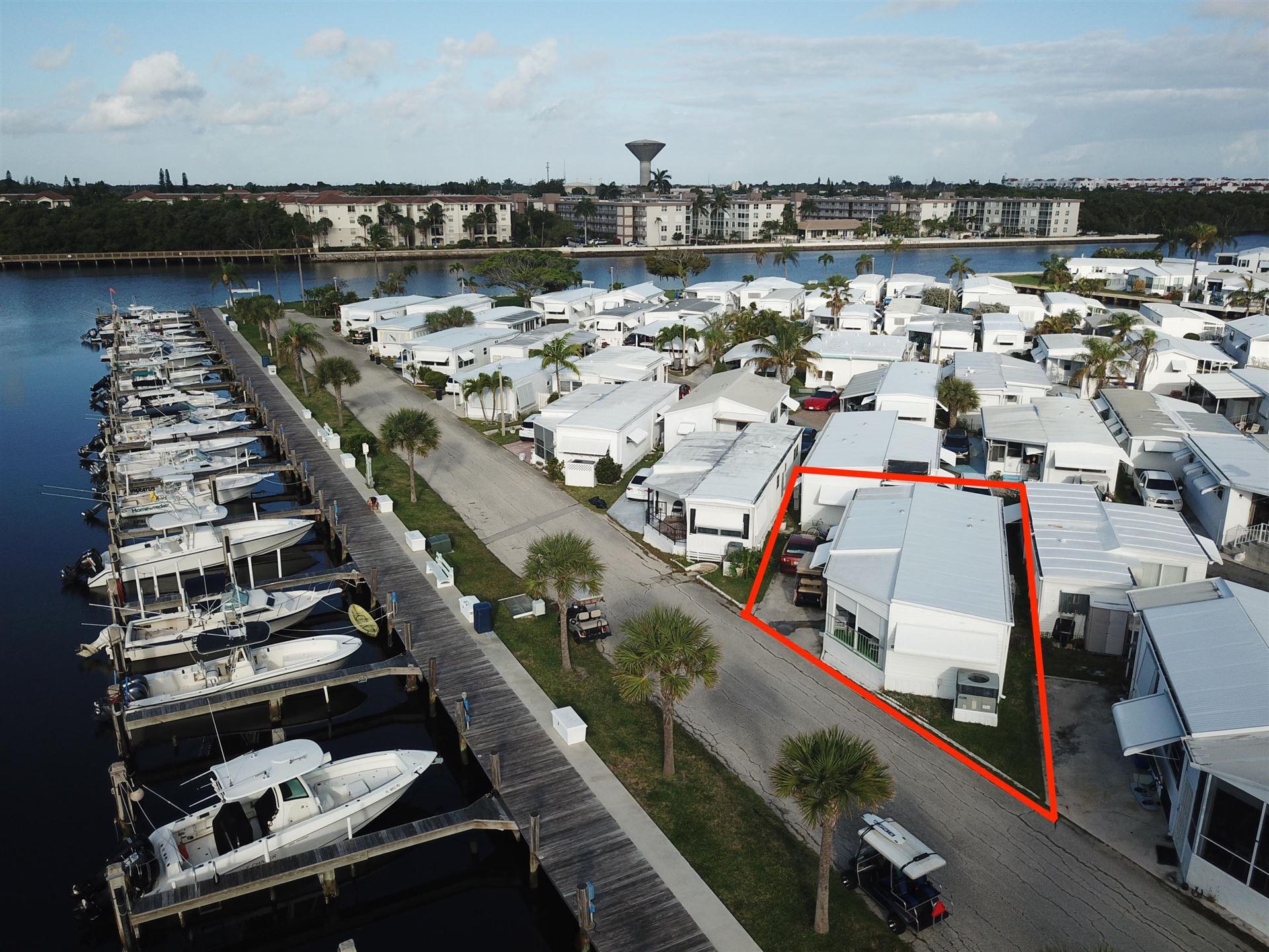 205 Dock Drive #G, Briny Breezes, FL 33435 - #: RX-10635889