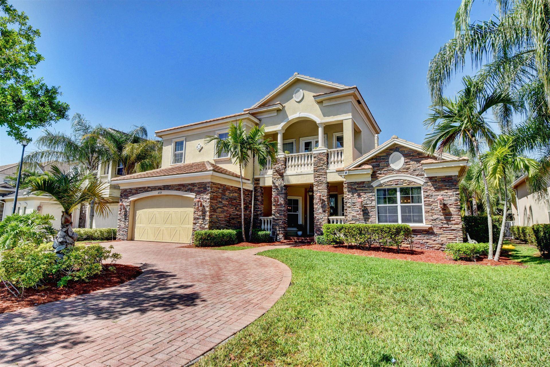 8525 Butler Greenwood Drive, Royal Palm Beach, FL 33411 - #: RX-10707889
