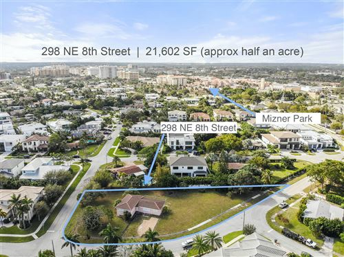 Photo of 298 NE 8th Street, Boca Raton, FL 33432 (MLS # RX-10680890)