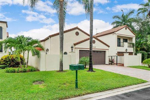 Photo of 23443 Mirabella Circle S, Boca Raton, FL 33433 (MLS # RX-10732890)