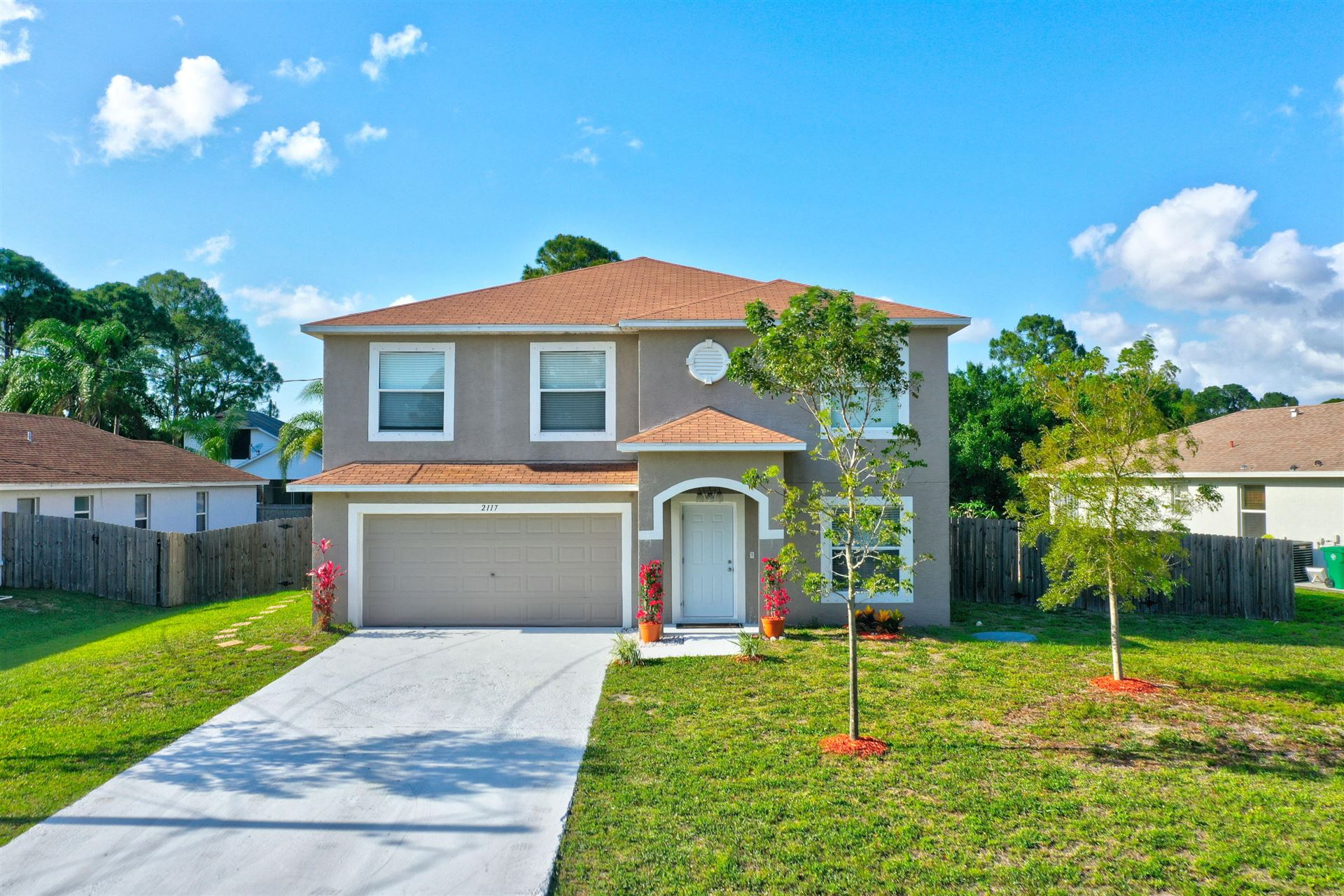 2117 SW Alloway Avenue, Port Saint Lucie, FL 34953 - #: RX-10711890
