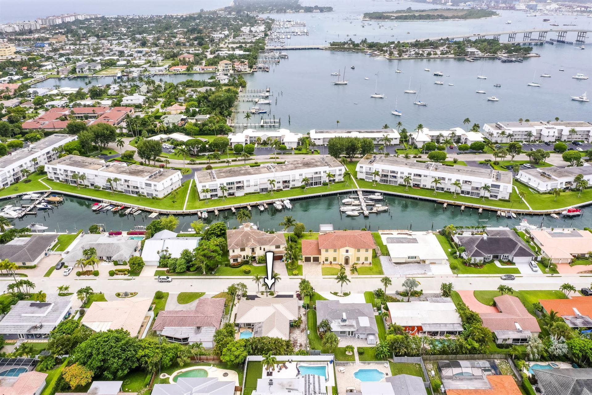 Photo of 1120 Singer Drive, Singer Island, FL 33404 (MLS # RX-10723890)
