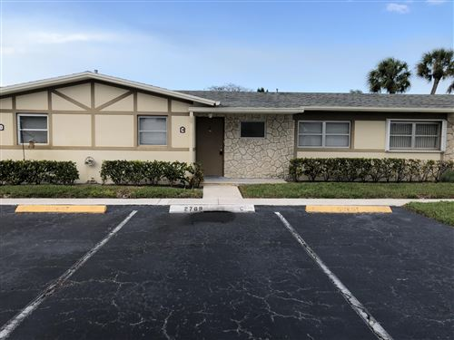 Photo of 2769 Ashley Drive W #C, West Palm Beach, FL 33415 (MLS # RX-10602891)