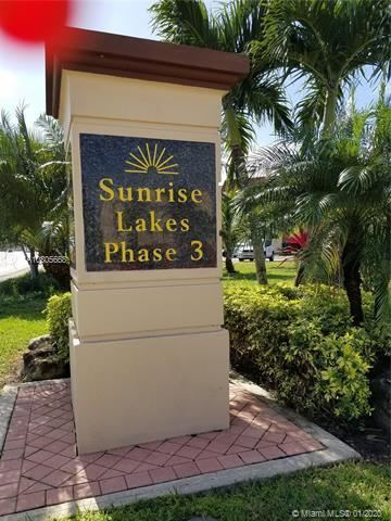 Photo of 9321 Sunrise Lakes Boulevard #301, Sunrise, FL 33322 (MLS # RX-10660891)