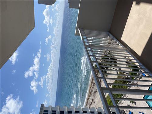 Photo of 3221 S Ocean Boulevard #908, Highland Beach, FL 33487 (MLS # RX-10728891)