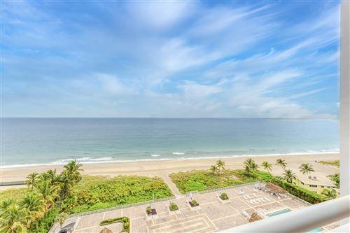 Photo of 1390 S Ocean Boulevard #12b, Pompano Beach, FL 33062 (MLS # RX-10753891)