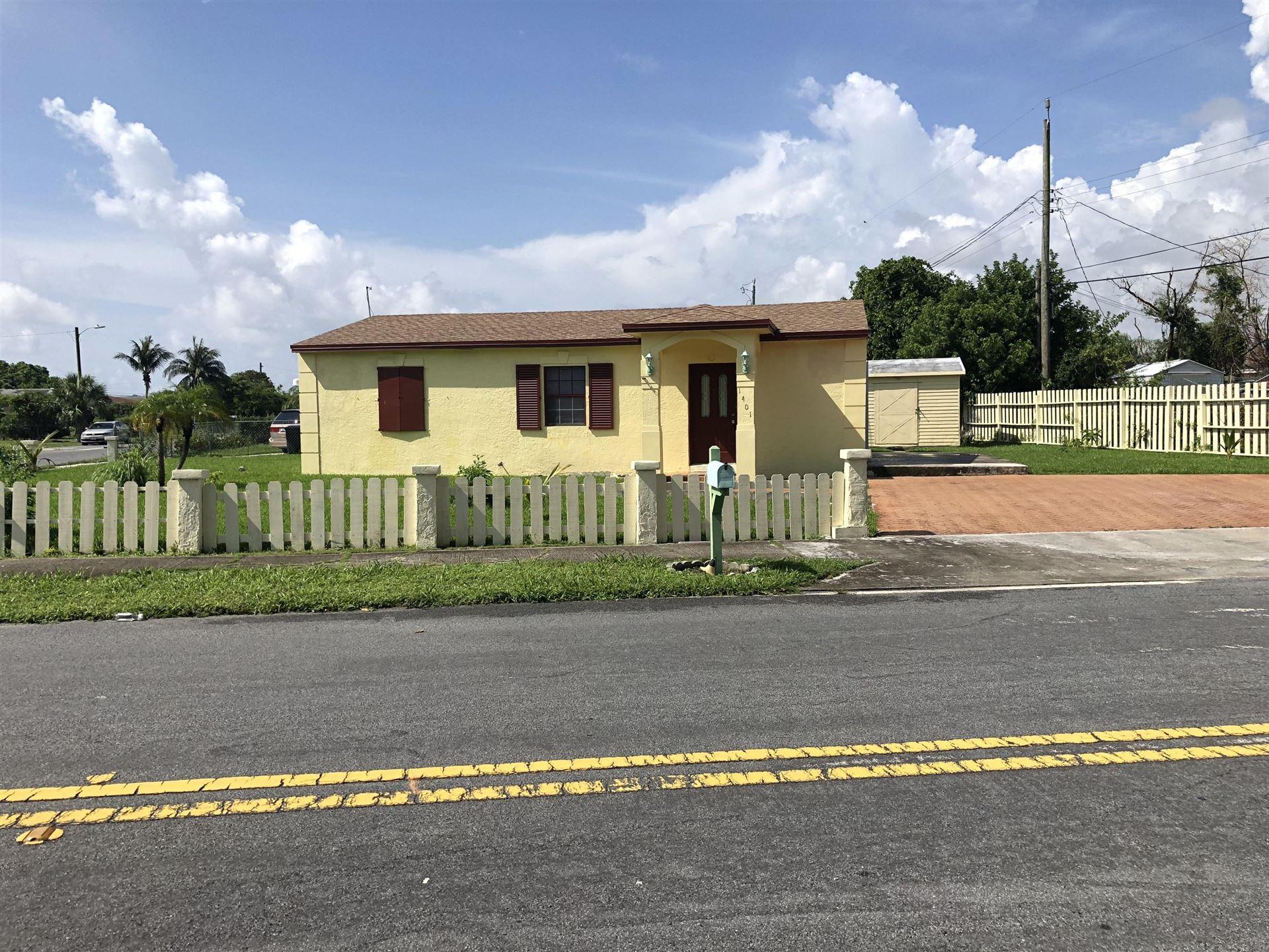1401 S C Street, Lake Worth, FL 33460 - #: RX-10596891