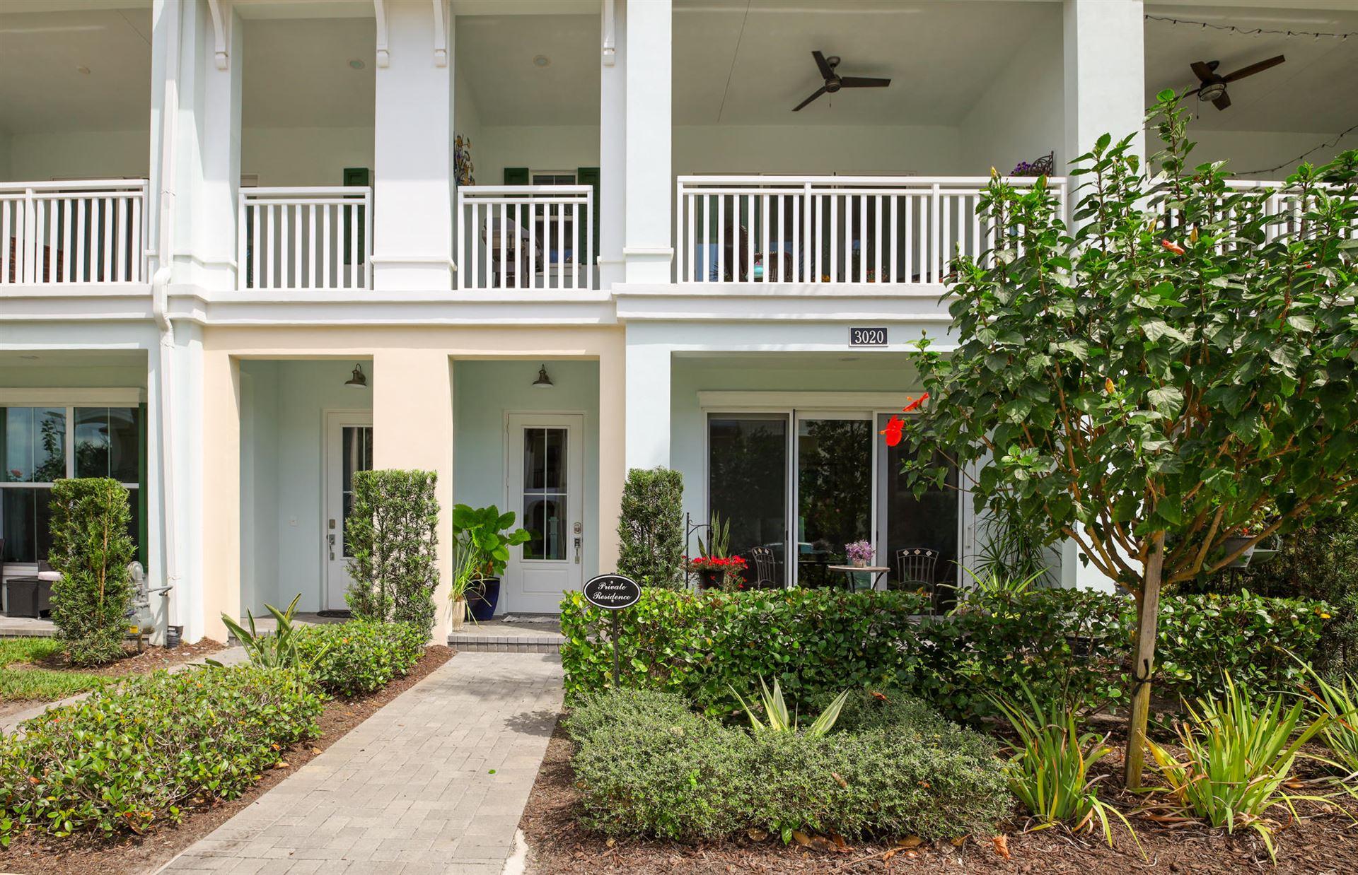 3020 Franklin Place, Palm Beach Gardens, FL 33418 - #: RX-10612891