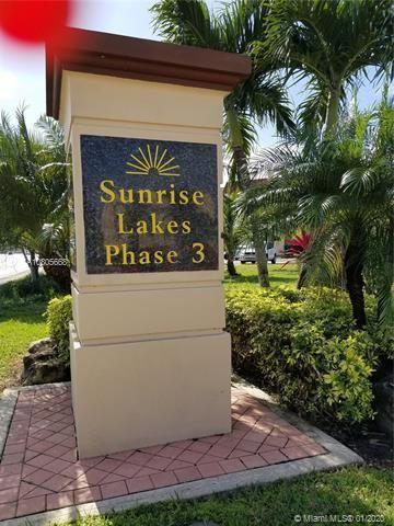 9321 Sunrise Lakes Boulevard #301, Sunrise, FL 33322 - #: RX-10660891