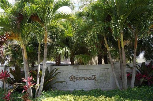 Photo of 6222 Riverwalk Lane #7, Jupiter, FL 33458 (MLS # RX-10635892)