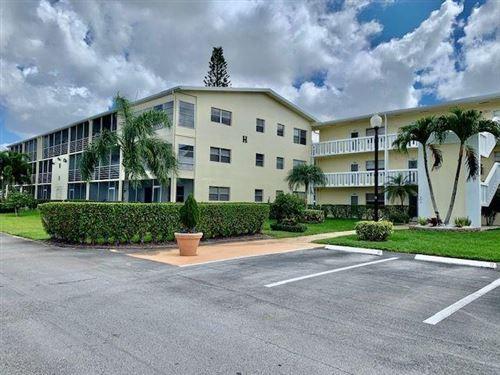 Photo of 303 Dorset H, Boca Raton, FL 33434 (MLS # RX-10749892)