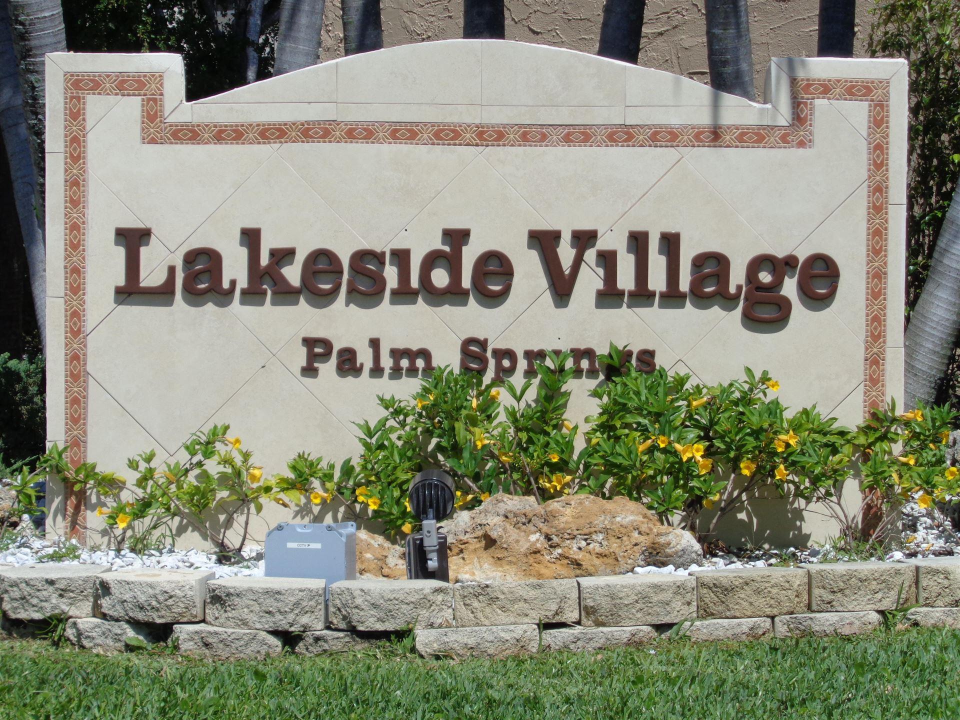 500 Bonnie Boulevard #175, Palm Springs, FL 33461 - #: RX-10605892