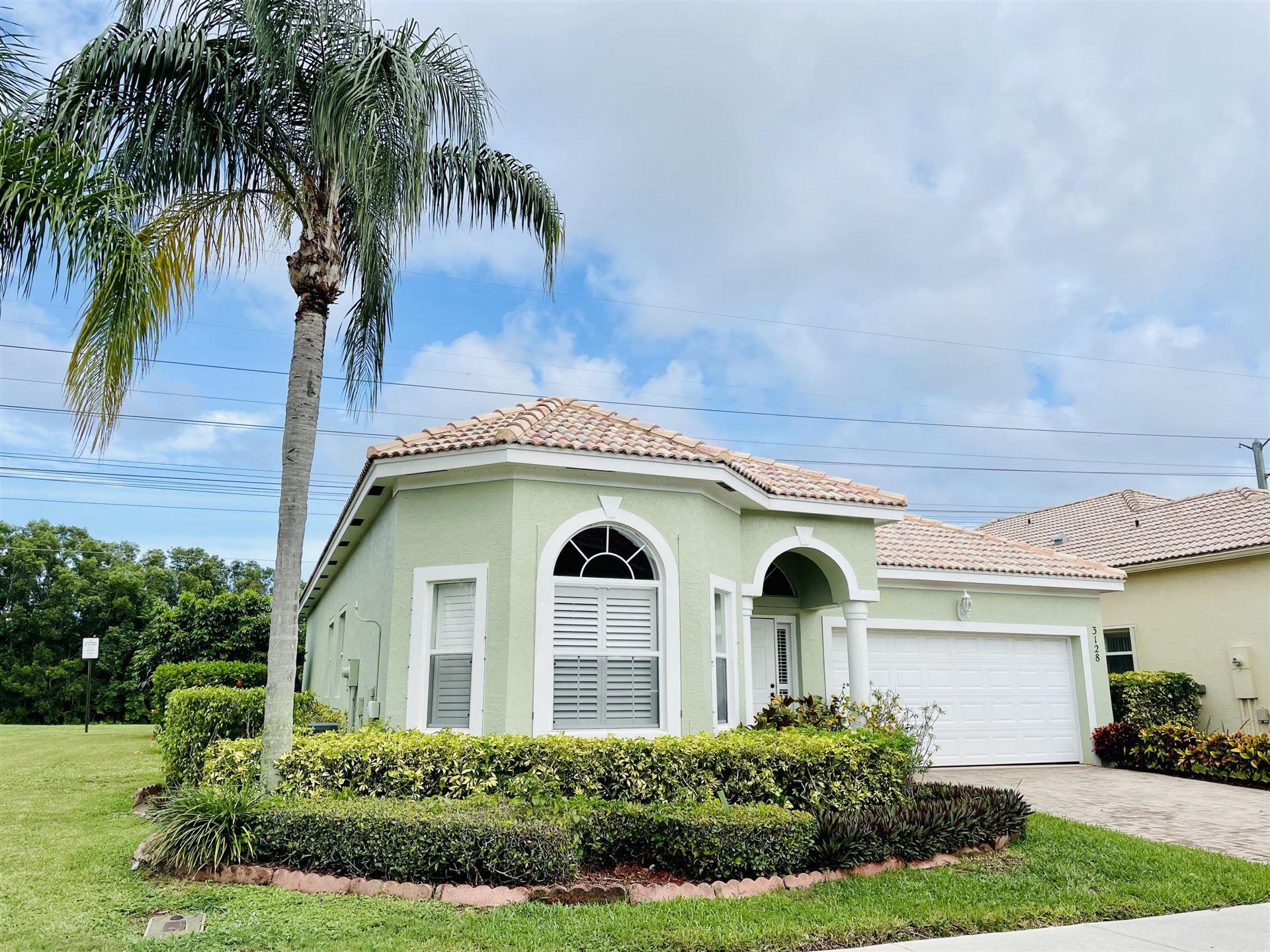 3128 El Camino Real, West Palm Beach, FL 33409 - MLS#: RX-10734892