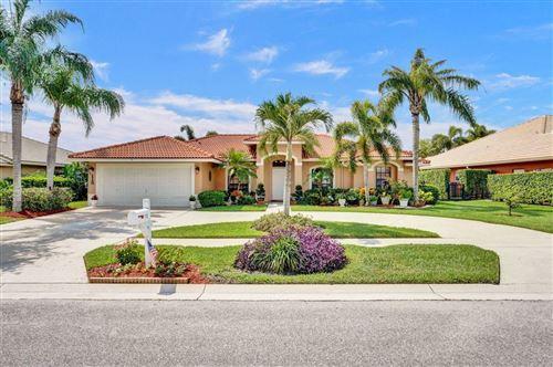 Photo of 115 Fernwood Crescent, Royal Palm Beach, FL 33411 (MLS # RX-10625893)