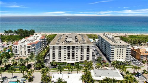 Foto de inmueble con direccion 145 S Ocean Avenue #704 Palm Beach Shores FL 33404 con MLS RX-10629893